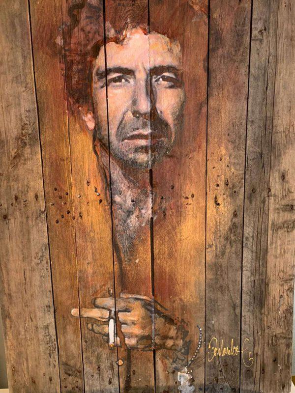 Peter Donkersloot Leonard Cohen