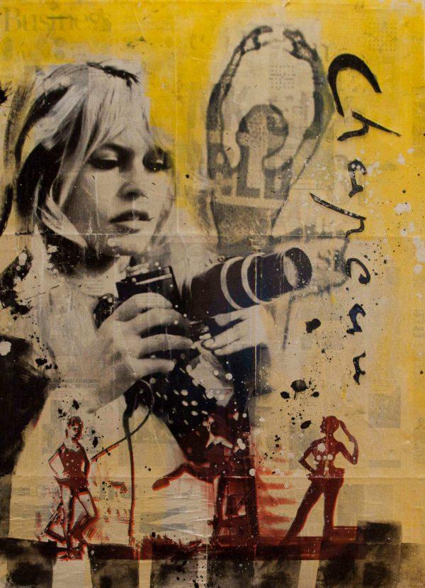Ronald Chapeau Photographer Brigitte Bardot