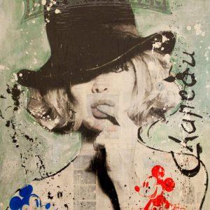 Ronald Chapeau Brigitte Bardot
