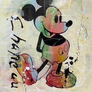 Ronald Chapeau Mickey