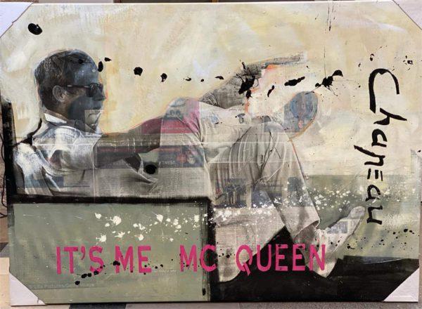 Ronald Chapeau Steve MC Queen